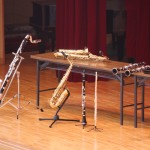 donated 8 music instruments